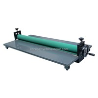 Manual Cold Roll laminator MY FM-LBS1000 laminating machine