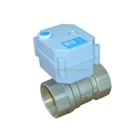 Mini Electric Shut off Valve for Automatic Control