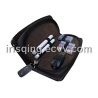 New product e-cigarette KR808D-1 leather case