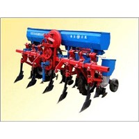 No-Tillage Pneumatic Precision Seeder