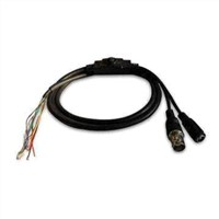 OSD Camera Cable with Coaxial Cable for BNC Video