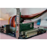 PCI LED Display Bracket Testing Card Mainboard Debug Card