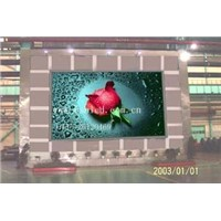 PH7.62 full color of indoor led display