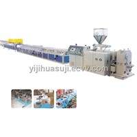 PVC Door and Window profile production line