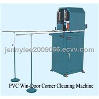 PVC Win-Door Corner Cleaning Machine CC06-120