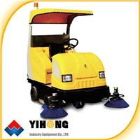 Pavement Street Sweeper (YHB1550)