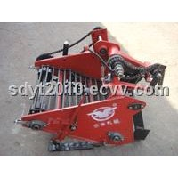 Mini Potato Harvester 4U-600A with Walking Tractor