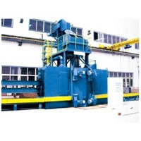 QH69 series H-shaped steel of shot blasting machine