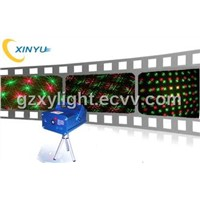 QQ-200 Mini Fireworks Laser Light for Christmas Holiday