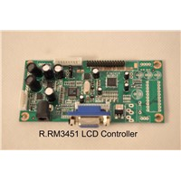 R.RM3451 LCD Controller board for DIY laptop/desktop monitor