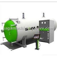 Radio Frequency Vacuum Dryer