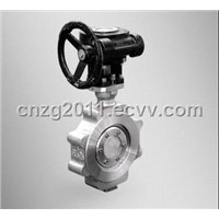 Rubber Seat, Flange or Wafer Ends Butterfly Valve