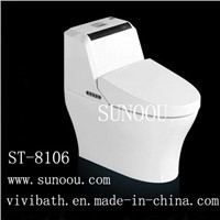 SUNOOU automatic intelligent smart  brainpower toilet ST-8106