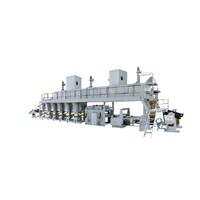 SWZS-800Decorate Paper Printing And Coating Machine