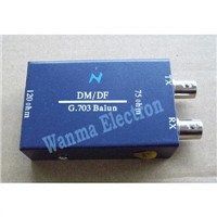Single Port BNC-RJ45 Balun