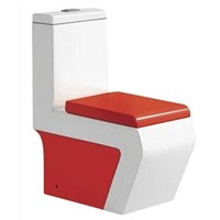 China sanitary ware suppliers Siphonic One-piece Toilet