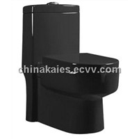 China Sanitary ware Suppliers Siphonic One-Piece Toilet (A-0018B)