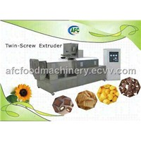 Snacks Making Extruder - Double Screw Extruder