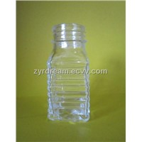 Spices Glass Jar