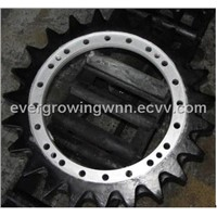 Sprocket for KOBELCO P&H7150 Crawler Crane