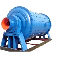 Steel Ball Coal-Grinding Machine