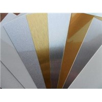 Sublimation Steel Sheet