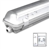 T8 Fluorescent Lamp with G13 Lamp Holder, Measuring 93 x 100mm, TUV-/GS-Compliant