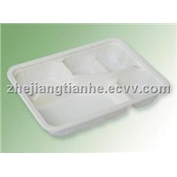 THH-22 biodegradable five coms container
