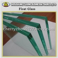 Tinted and Clear Float Glass