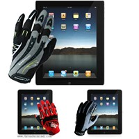 Touch screen gloves for mobile phones and tablet PCs (ST02)