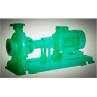 Type IH Single-Stage Single Suction Chemical Centrifugal Pump