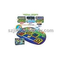 Virtual Sports - 3 in 1 TV Game Mat