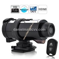 Waterproof 720P HD Action Camera - CT09