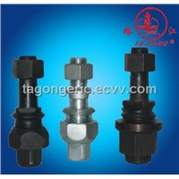 Wheel hub bolts for Bus