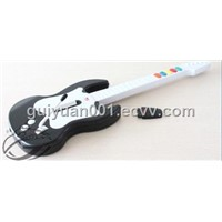 Wireless game guitar for wii ps2 ps3 Video game accessories
