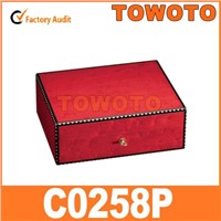 Wooden Cigar Packing Box (C0258P)