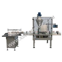 Auto Can Feeding, Filling and Packaging Machine (XFF-G)
