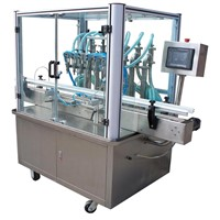 YT6T-6G  Automatic Liquid Piston Filling Machine
