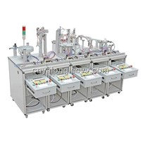 Yalong YL-101 Series Automatic Control Training System (6 stations)
