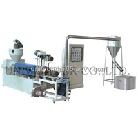 ZL Series Wind-Cooling Hot-Cutting Compounding Plastic Recycling Machine