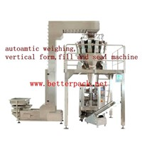autoamtic weighing and packing system