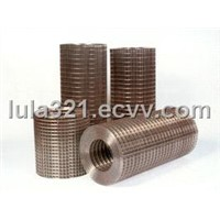 Black Iron Welded Mesh
