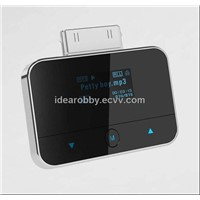 Car FM Transmitter for iPhone