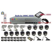DVR Kits ,Camera System 16ch
