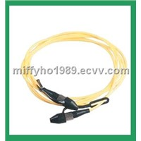 fiber optical patch cords optical fiber bouncing cable