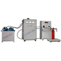 GTM-B Fire Extinguisher CO2 Filling Machine Heating type
