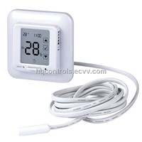 floor heating touch screen thermostat