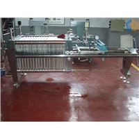 fruit juice,carbonate beverage diatomite filter machine
