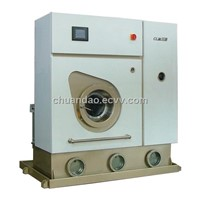 Full Sealed 8kg Dry Cleaning Machine/Dry Cleaner