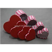 Heart Shape Chocolate Packaging Box